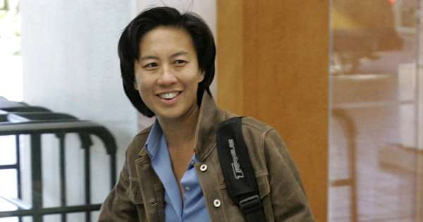 Kim Ng, first female GM in baseball in major league