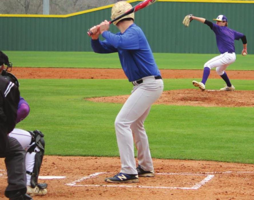 Alumni Stars helps Leps get ready for the baseball season in annual scrimmage