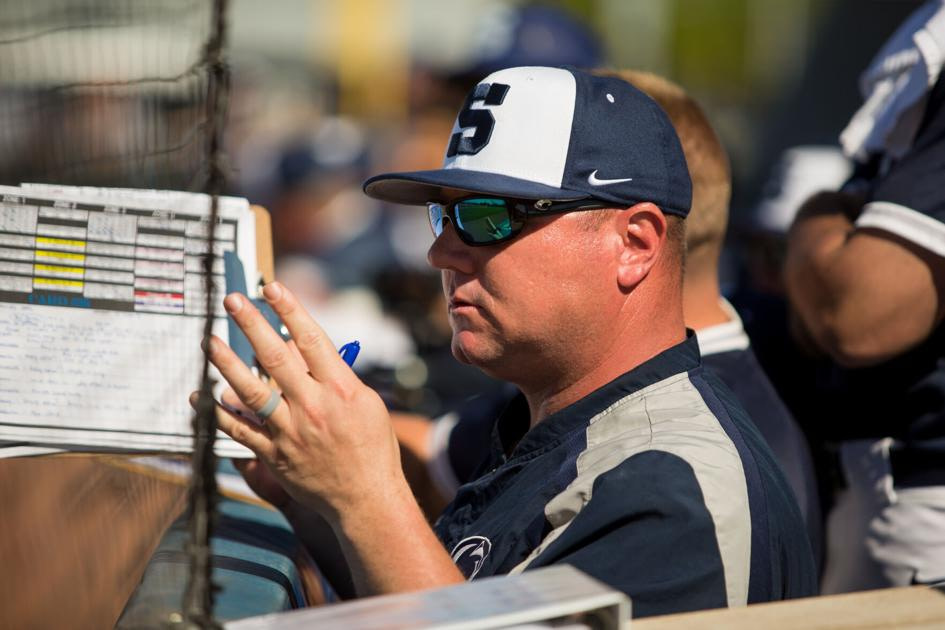 How Penn State Baseball's Josh Newman Uses MLB Experience to Guide Penn State Mugs - The Daily Collegian Online