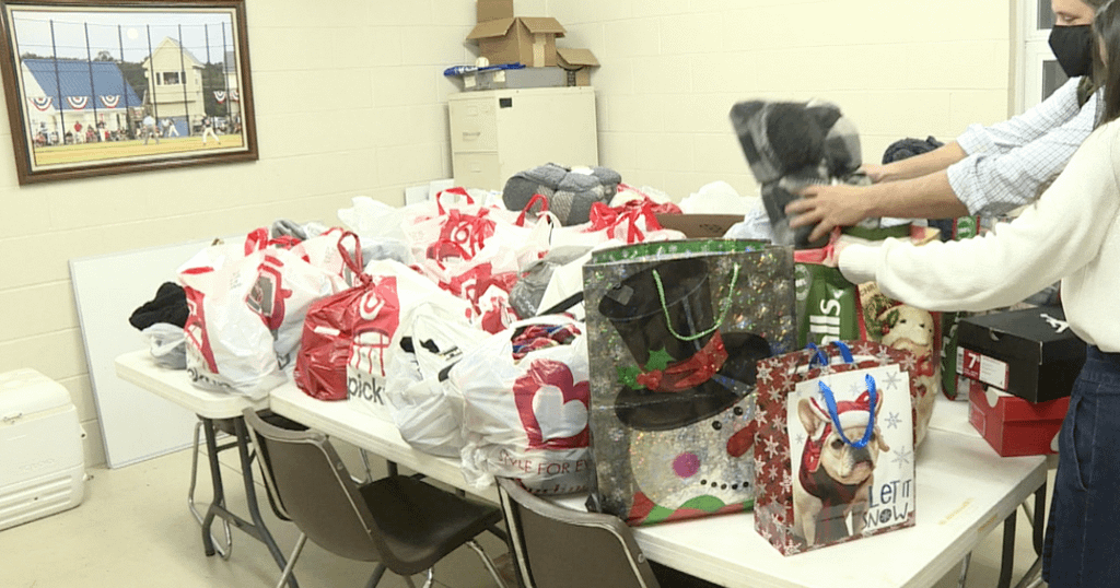 Kempsville PONY Baseball merges with Heart of Christmas Hope Project