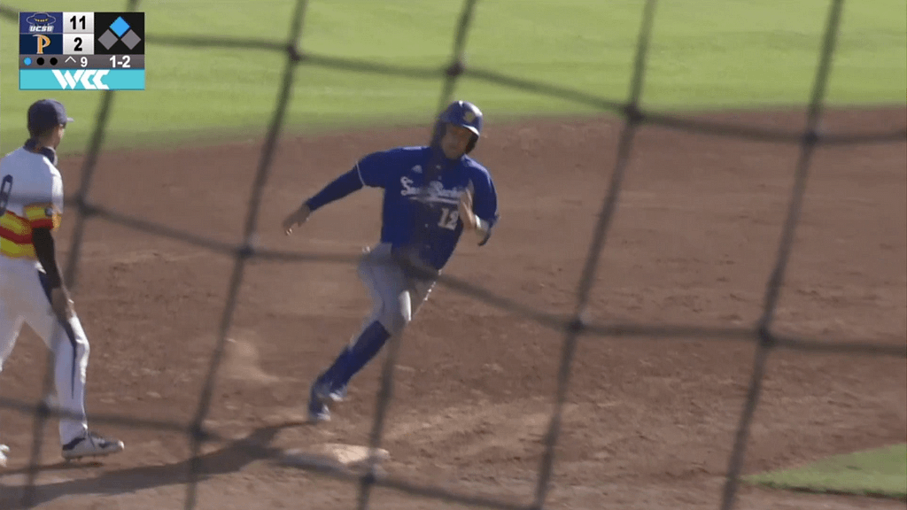 UCSB baseball completes four-game weekend sweep by Pepperdine