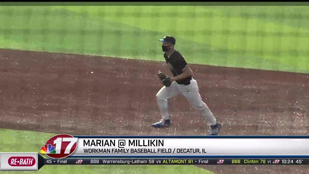 Millikin baseball opens the season with victory over Marian |  Sport