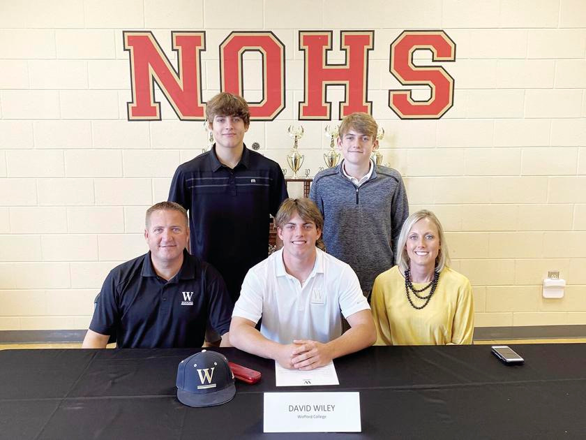 Wiley to Wofford: NOHS baseball player signs scholarship |  Sport
