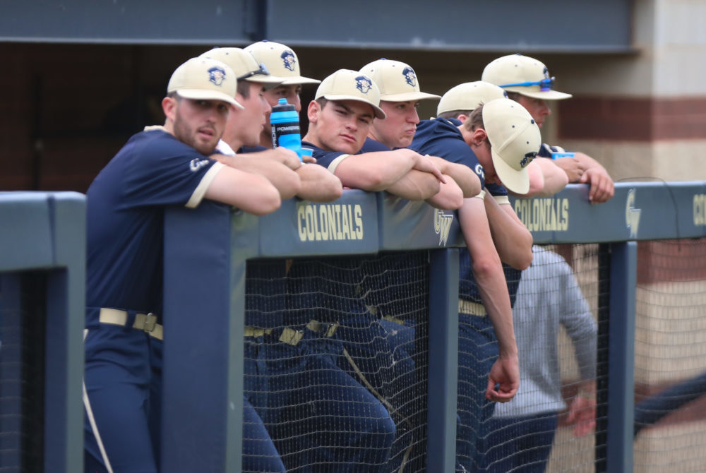 Baseball, cross-country skiing and athletics keep in touch virtually - GW Hatchet