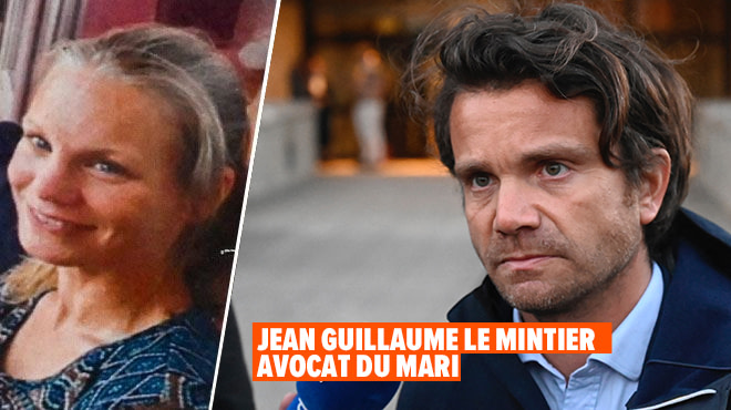 """The husband of Magali Blandin, mother of 4 children, confessed to killing her with a baseball bat: her lawyer tells how """"he cracked"""""""