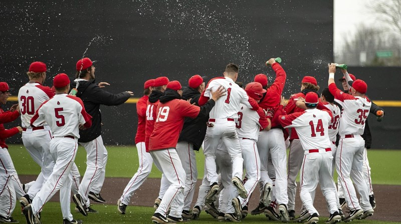 High academic marks left for Ball State Baseball