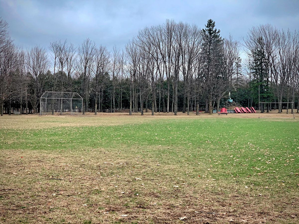 Upgrading a baseball field to meet demand    News    The voice of the East
