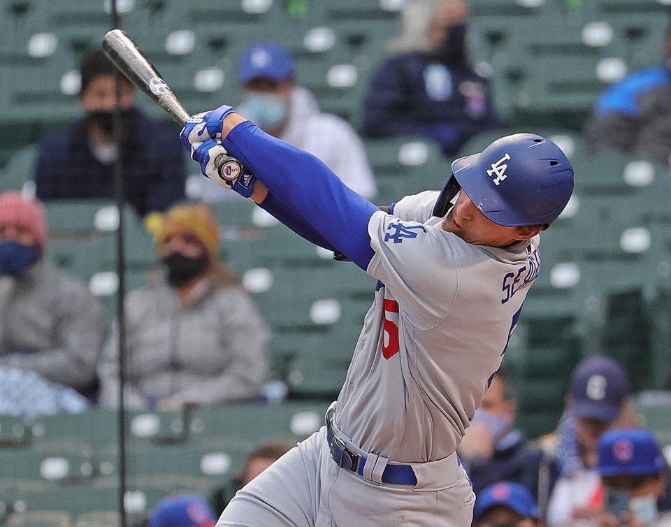 Los Angeles Dodgers vs. Chicago Cubs - Game Two