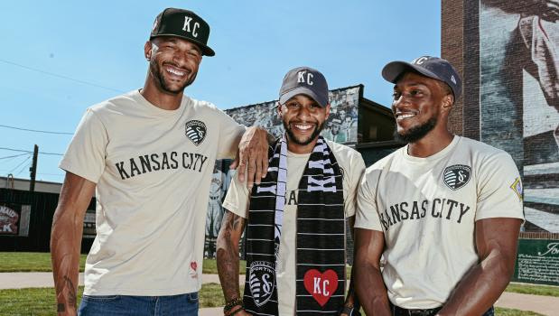 Sporting KC and the Negro Leagues Baseball Museum celebrate Juneteenth with a limited edition capsule collection