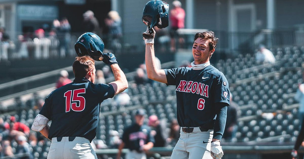 Arizona baseball finally falls to Oregon