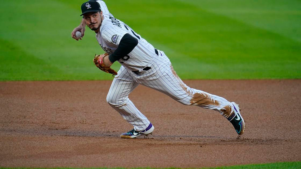 """Arenado is """"about as serious about baseball as anyone I've ever been around,"""" Holliday says  St. Louis Cardinals"""
