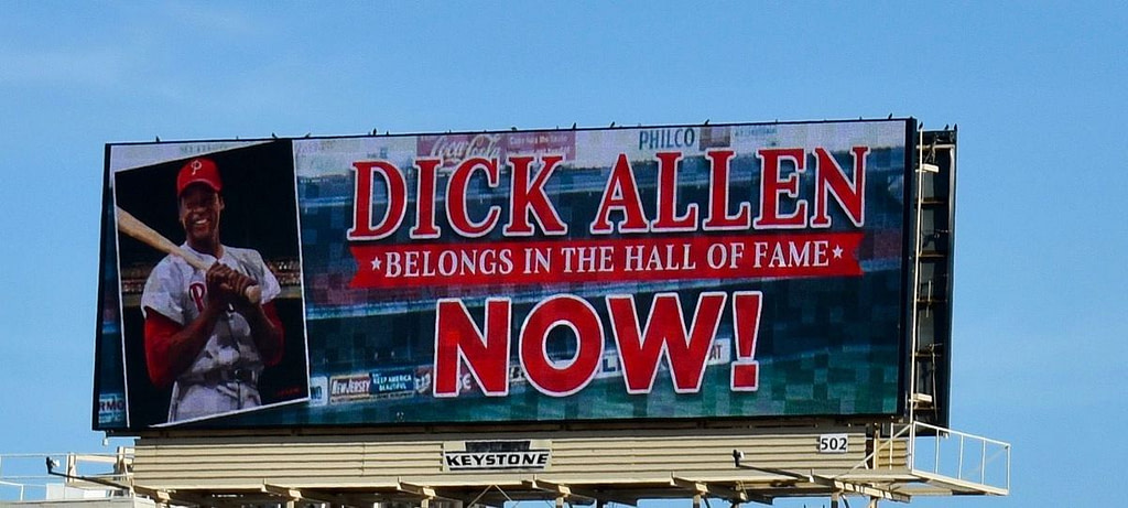 Dick Allen's Cooperstown supporters want a virtual voice this month, but the Baseball Hall of Fame does not - The Philadelphia Inquirer