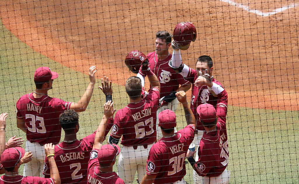 Noles is looking for the season sweep of the Florida Gators