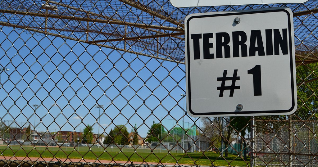 $ 245,000 for the repair of a baseball field