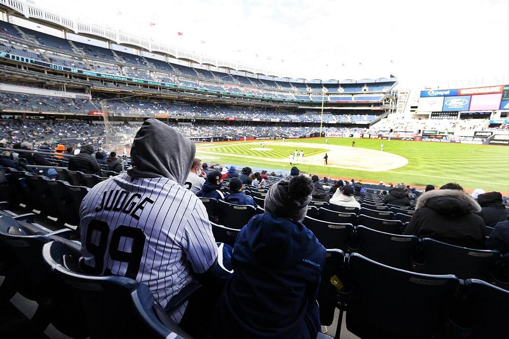 Baseball: Fans are back at the stadium