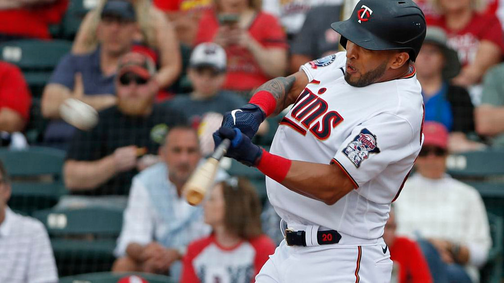 Indians welcome to Rosario after beating them with twins  Professional baseball