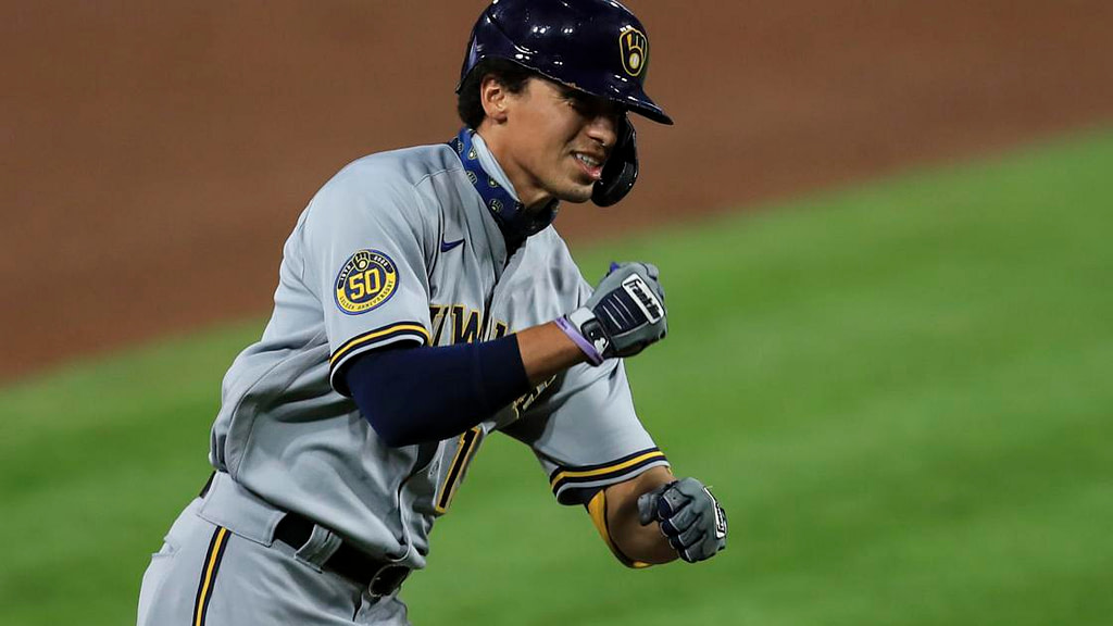 Brewers' Tyrone Taylor is still plugging away almost ten years later Major League Baseball