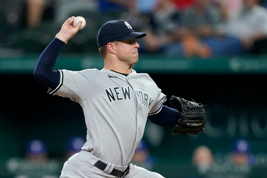 Corey Clubs from the Yankees |  A sixth game without a race or hit in Major League Baseball