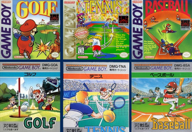 Mario sports games: Golf, Tennis, Baseball ... a look back at the plumber's career