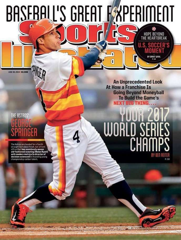the Houston Astros win the 2017 World Series