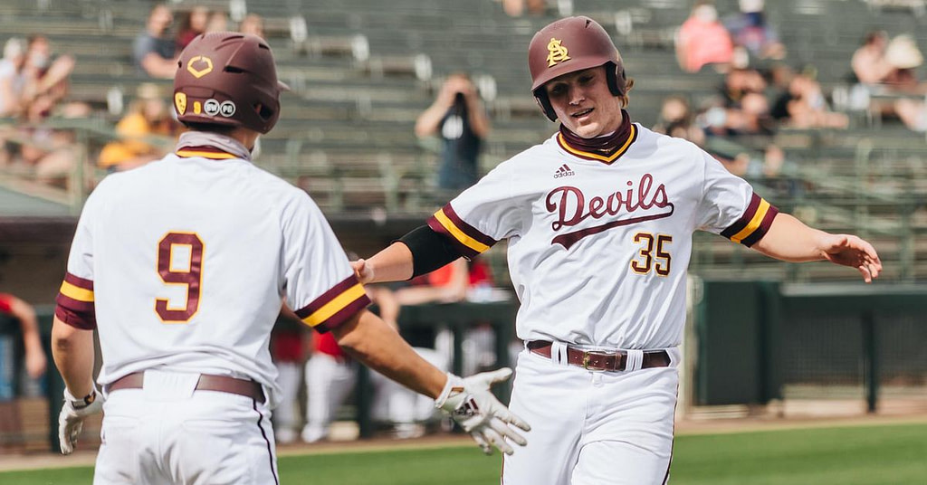ASU Baseball: Freshmen heroics drive after a late comeback victory over No. 20 Stanford