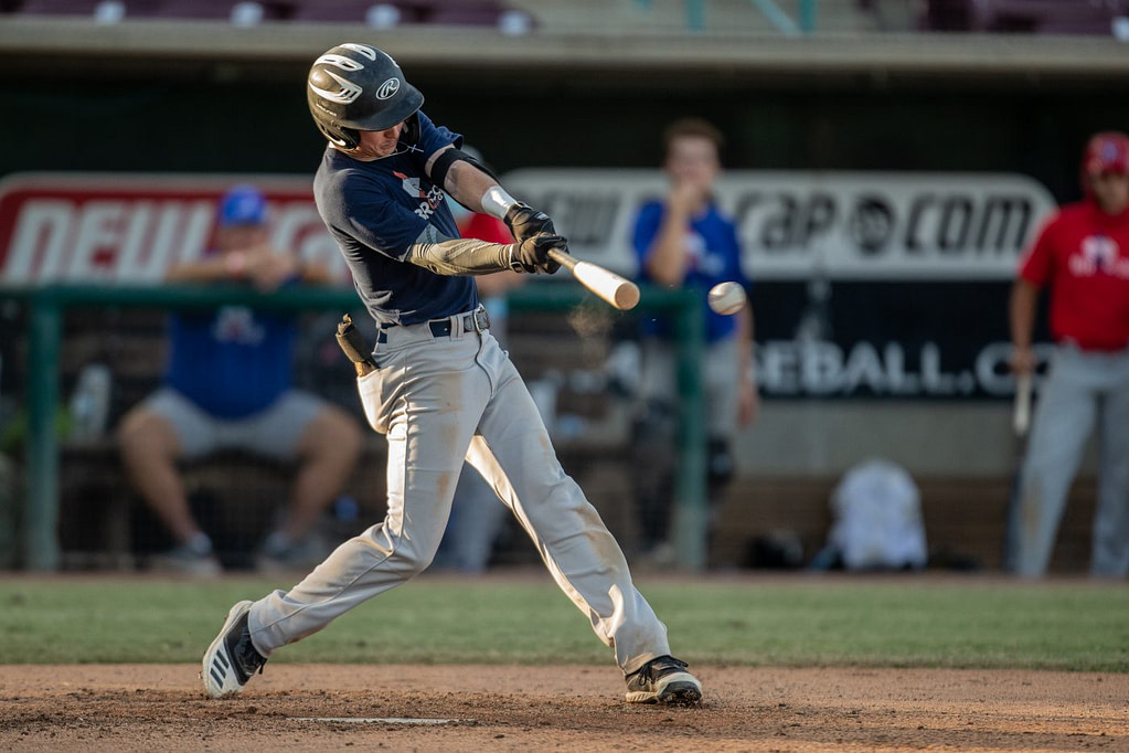 The former Great Oak baseball player is the local scout league MVP