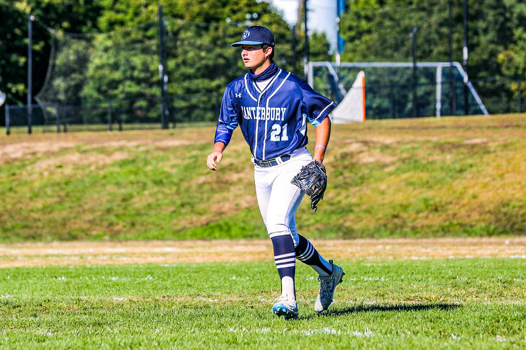 Burlington native to join the baseball team in the fall