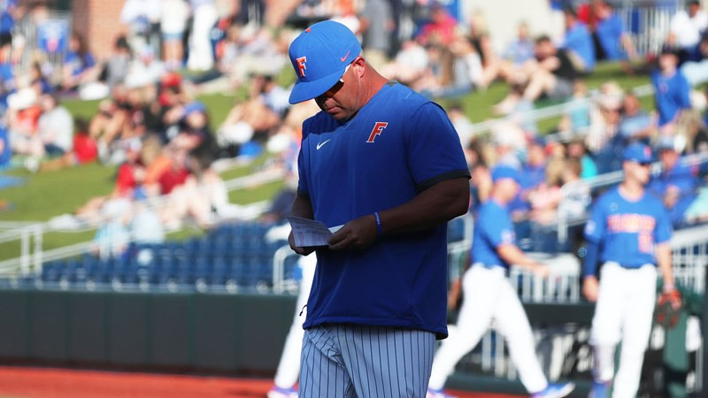 O'Sullivan will serve as the pitching coach for the 2021 USA Baseball Collegiate National Team