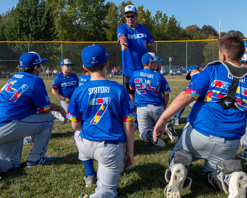 North Colonie youth baseball raising awareness of autism