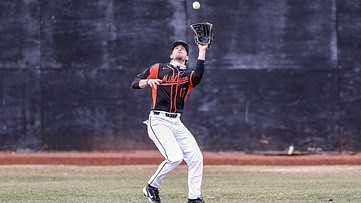 Baseball loses 3 of 5 away in the first week of March - Milligan Stampede
