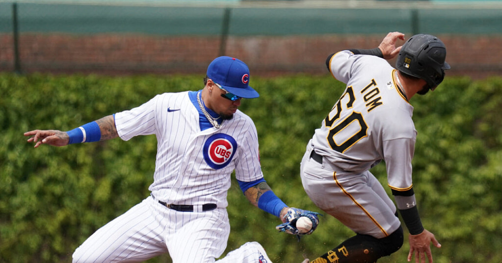 Baseball fever hits the Cubs clubhouse