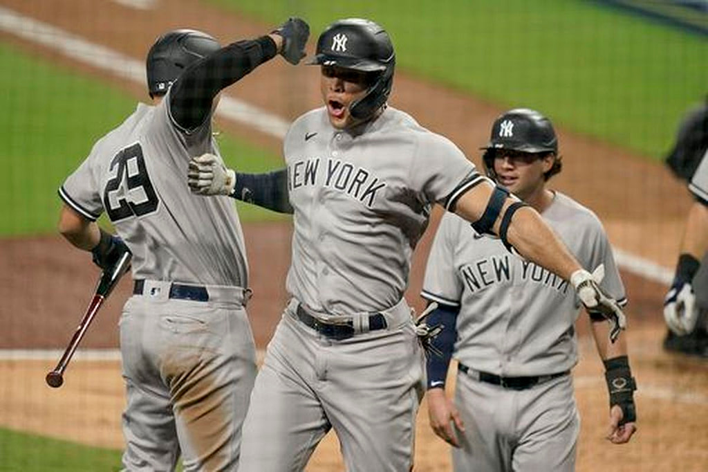 A grip on sports: When you rotate against a baseball team, it's always a bad day when they win