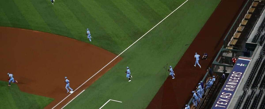 Baseball: World Series contested in front of an audience