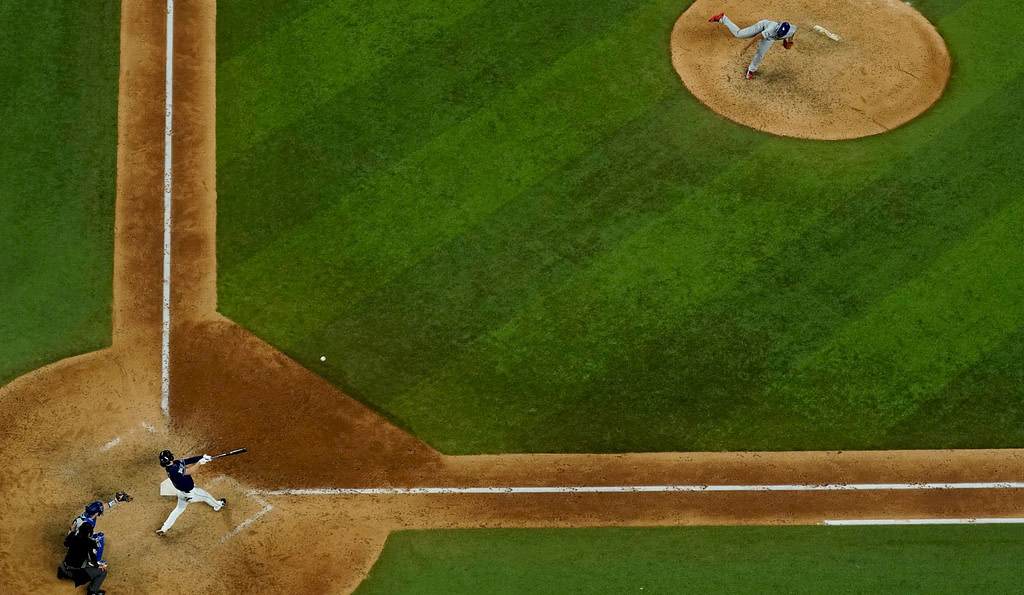 """The flame flickers among baseball fans 