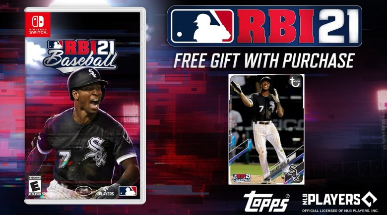 RBI Baseball 21 announced for Nintendo Switch with some details and photos