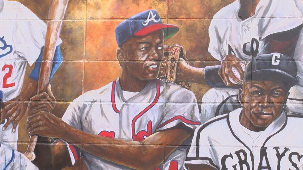 Tim Bennett with Hank Aaron Sports Academy said that the dream of the baseball legend was to ...