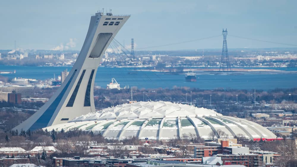 Baseball in Montreal: Olympic Stadium pulls on the cover