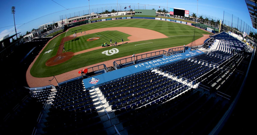 Spring training baseball games begin Sunday in Palm Beach County