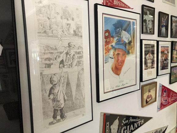 Baseball Lifer Mike Cubbage a longtime collector